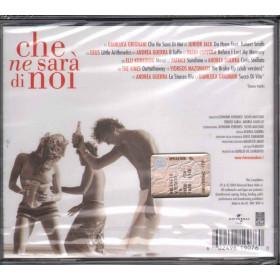 AA.VV. CD Che Ne Sara' Di Noi OST Soundtrack Sigillato 0602498190760