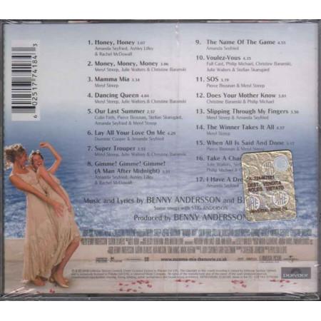 AA.VV. CD Mamma Mia! OST Soundtrack Sigillato 0602517741843