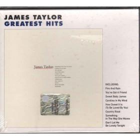 James Taylor - Greatest Hits - Slipcase / Warner Bros 0075992733625