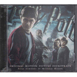 Nicholas Hooper CD Harry Potter And The Half-Blood Prince OST Sigillato