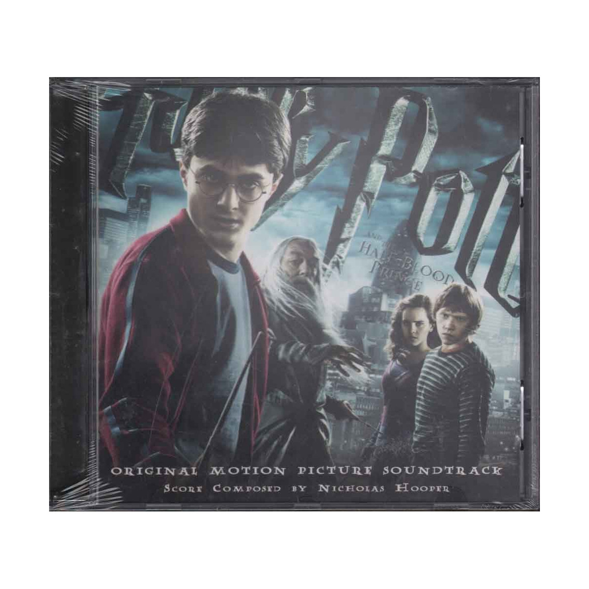 Nicholas Hooper CD Harry Potter And The Half-Blood Prince OST Sigillato 0602527105123