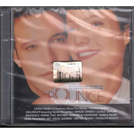AA.VV. CD Bounce OST Soundtrack Sigillato 0685738688128