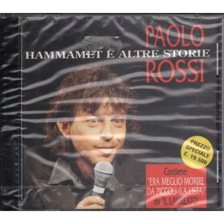 Paolo Rossi CD Hammamet E Altre Storie / EPC 478349 2 Sigillato 5099747834929