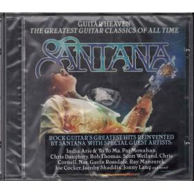 Santana CD Guitar Heaven: The Greatest Guitar Classics Of All Time Sigillato