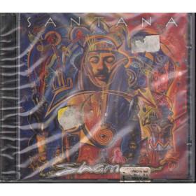 Santana  CD Shaman Nuovo Sigillato 0743219593825