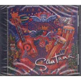 Santana  CD Supernatural Nuovo Sigillato 0078221908023