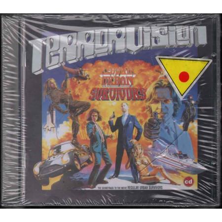 Terrorvision CD Regular Urban Survivors OST Soundtrack Sigillato 0724383762620