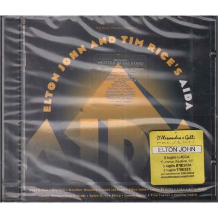 Elton John And Tim Rice CD Aida OST Soundtrack Sigillato