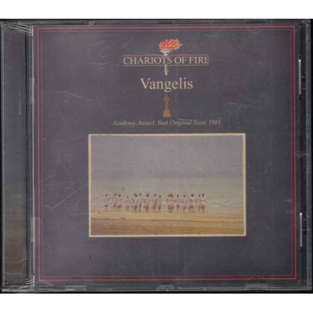 Vangelis CD Chariots Of Fire OST Soundtrack Sigillato 0731454909525