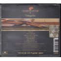 Vangelis CD Chariots Of FireOST Soundtrack Sigillato 0731454909525