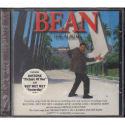 AA.VV. CD Bean The Album OST Soundtrack Sigillato 0731455377422