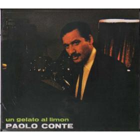 Paolo Conte CD Un gelato al limone Nuovo Sigillato RARO 24 BIT REMASTERING