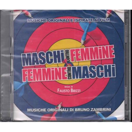 AA.VV. CD Maschi Contro Femmine Femmine Contro Maschi OST Sigillato 0886978492425