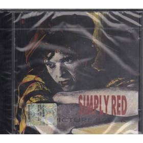 Simply Red CD Picture Book Nuovo Sigillato 0090317699325