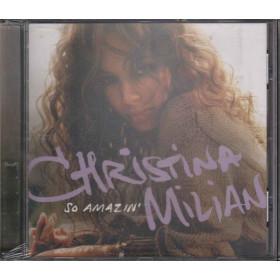 Christina Milian CD So Amazin' Nuovo Sigillato 0602498526965