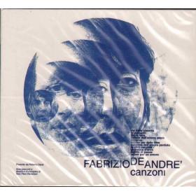 Fabrizio De Andre' CD Canzoni  Digipack Sigillato 0886974548126