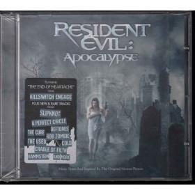 AA.VV. CD Resident Evil: Apocalypse OST Soundtrack Sigillato 0016861823023
