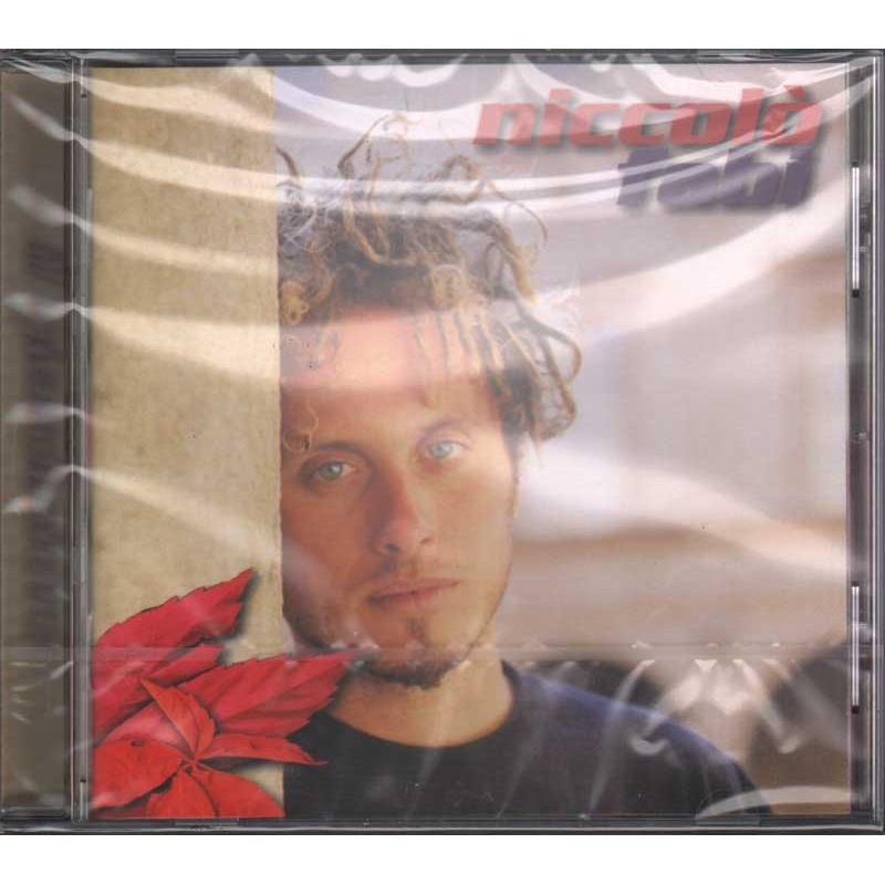 Niccolo' Fabi  CD Il Giardiniere Nuovo Sigillato 0724384259822