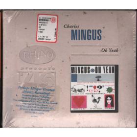 Charles Mingus - CD Oh Yeah Digipack Nuovo Sigillato 0081227558925