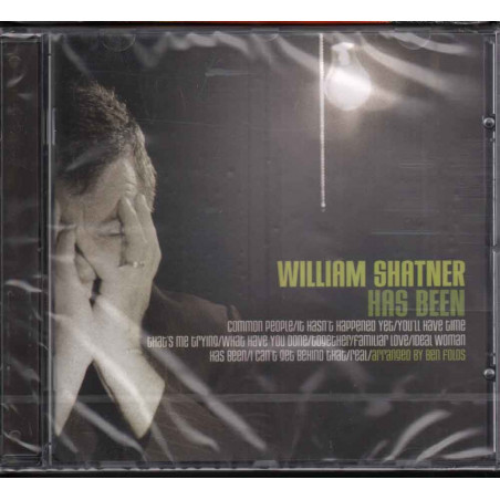 William Shatner CD Has Been Nuovo Sigillato 5099751853527