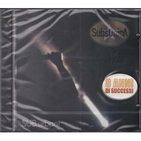 Subsonica CD Sub urbani 1997 - 2004 MES 520292 2 Nuovo Sigillato 5099752029228