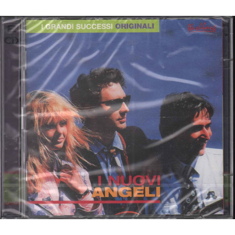 I Nuovi Angeli  2 CD I Grandi Successi Originali Flashback Sigillato 0743217546823