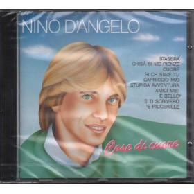 Nino D'Angelo CD Cose Di Cuore / Ricordi Sigillato 0743216513024