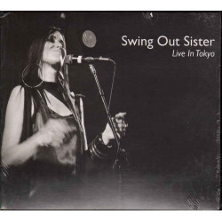 Swing Out Sister CD Live In Tokyo - Digipack Sigillato 5060051331015
