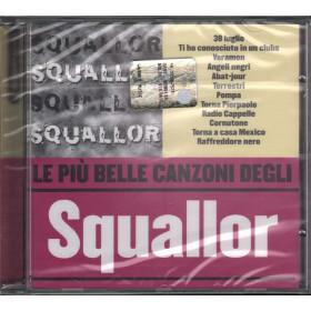 Squallor CD Le Piu' Belle Canzoni Degli Squallor Nuovo Sigillato 5050467968028