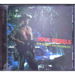 Bob Marley & The Wailers CD Soul Rebels Nuovo Sigillato 0602498667446