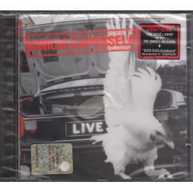 Vinicio Capossela CD Live In Volvo Liveinvolvo Sigillato 0639842245425