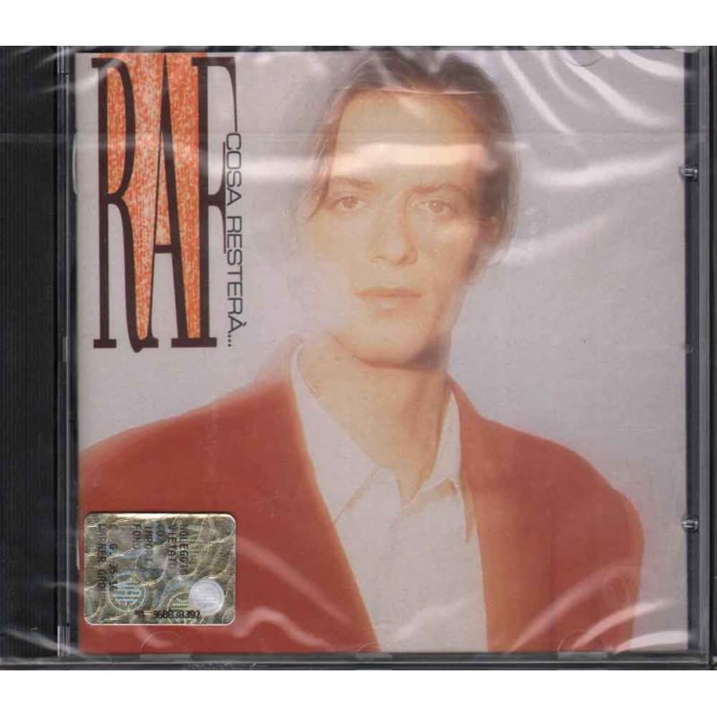 Raf CD Cosa Restera' ... Nuovo Sigillato 0022924496226