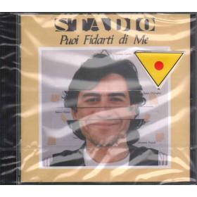 Stadio CD Puoi Fidarti Di Me - EMI Nuovo Sigillato 0077778009825