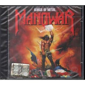 Manowar CD Kings Of Metal / Atlantic 7567-81930-2 Sigillato 0075678193026