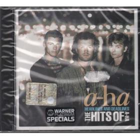 A-ha CD Headlines And Deadlines - The Hits Of A-Ha Nuovo Sigillato 0075992677325