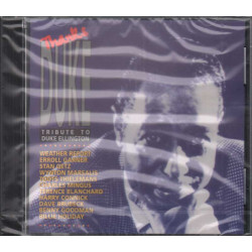 AA.VV. CD Thanks, Duke - A Tribute To Duke Ellington Nuovo Sig 5099747712425