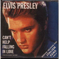 Elvis Presley CD'S Can't Help Falling In Love - Cardsleeve Nuovo 0743211736329