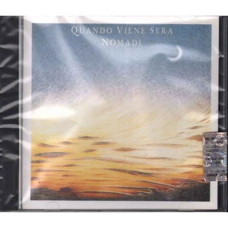 Nomadi CD Quando Viene Sera Nuovo Sigillato 8025375006022