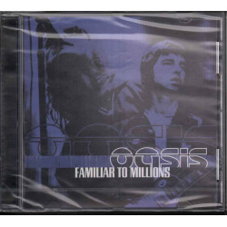 Oasis CD Familiar To Millions / Helter Skelter ‎Sigillato 5099750443828