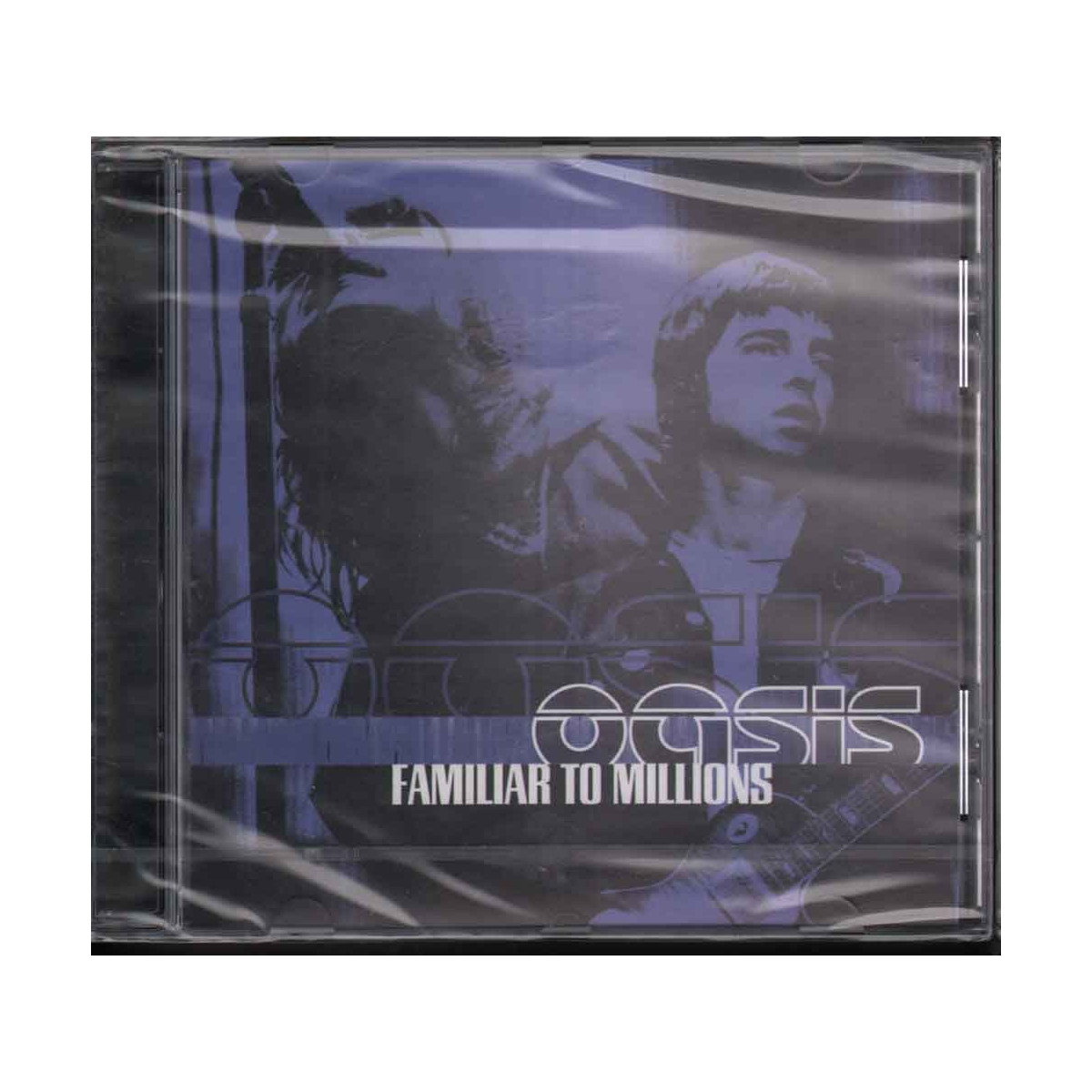 Oasis CD Familiar To Millions Nuovo Sigillato 5099750443828