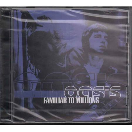 Oasis CD Familiar To Millions / Helter Skelter Sigillato 5099750443828