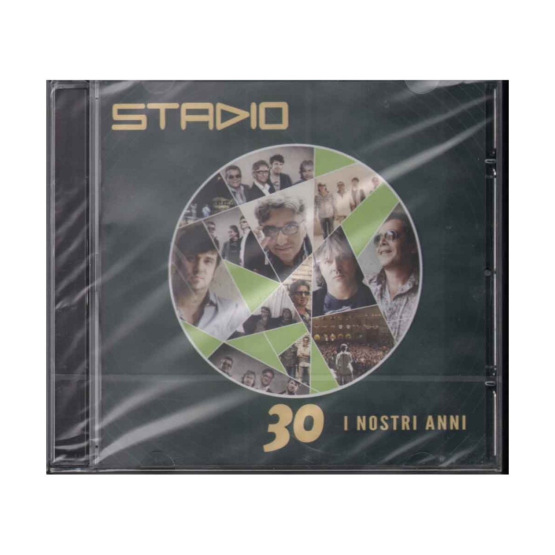 Stadio CD 30 I Nostri Anni / EMI 5099972155622 Sigillato