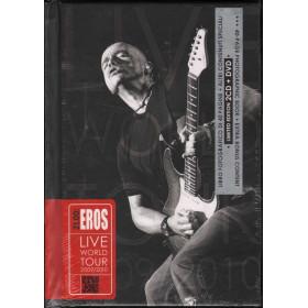 Eros Ramazzotti 2 CD DVD 21.00 Eros Live World Tour 2009 2010 / Sony