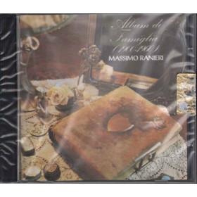 Massimo Ranieri CD Album Di Famiglia (1900-1960) Nuovo Sigillato 0090317054124