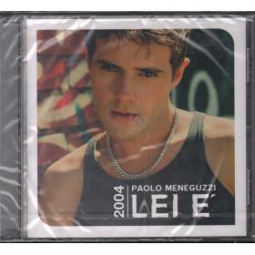Paolo Meneguzzi CD Lei E' - Sanremo 2004 / Ricordi Sigillato 0828766030020