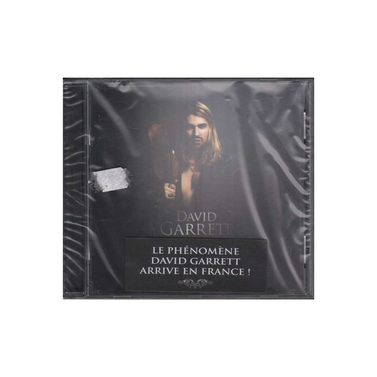 David Garrett ‎‎CD Rock Symphonies Nuovo Sigillato 0028947826453