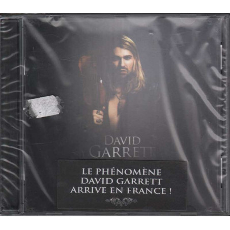 David Garrett ‎‎CD Rock Symphonies / Decca Sigillato 0028947826453