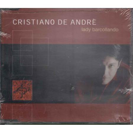Cristiano De Andre' Cd'S Singolo Lady Barcollando / Edel Sigillato 4029758376065