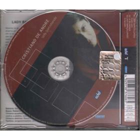 Cristiano De Andre' CD's SINGOLO Lady Barcollando Sigillato 4029758376065