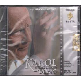 Ennio Morricone CD Karol Un Papa Rimasto Uomo OST Soundtrack Sigillato 4029758712924